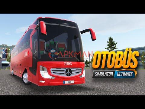 Bus Simulator Ultimate hileli apk indir apkman.net