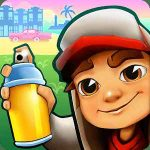 Subway Surfers Hile Apk İndir v.2.0.3 (MOD, Coins/Keys/All Characters)