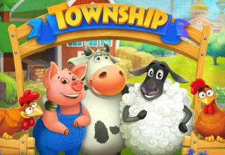 Township Çiftlik V7.5.0 MOD APK İndir (Para)