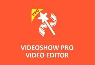 VideoShow Pro Video Editor Apk İndir –  v8.7.3rc Pro